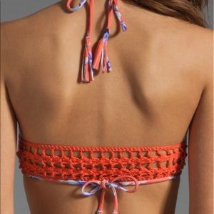 acacia swimwear Swim - Kenya triangle wrap top